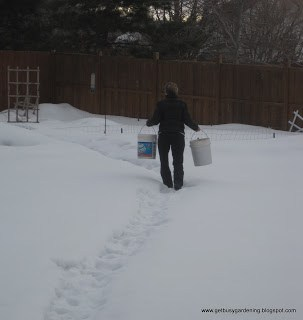 Composting Through the Winter