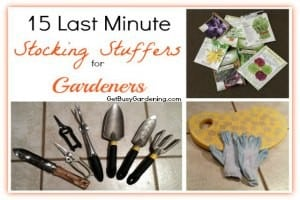 15 Last Minute Stocking Stuffers For Gardeners