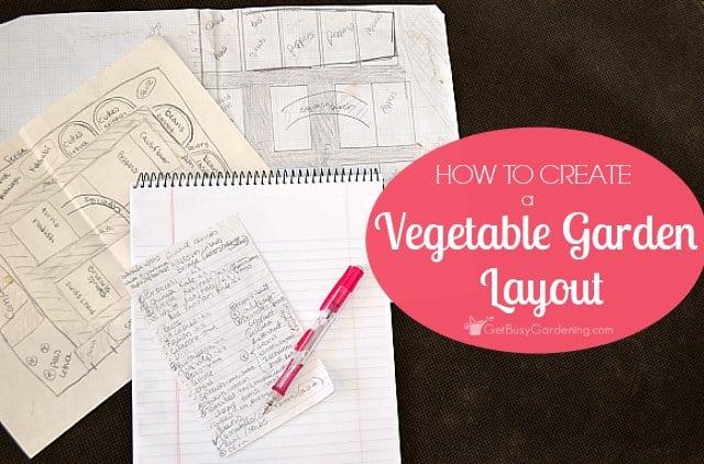 Backyard Vegetable Garden Design How To Plan A Vegetable Garden