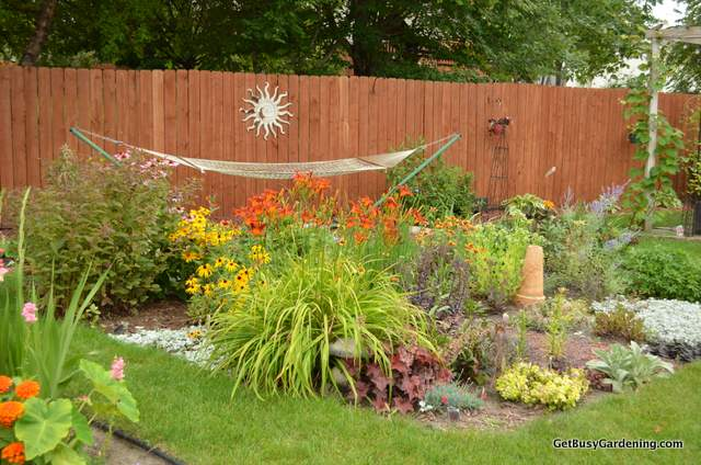 Center Perennial Garden