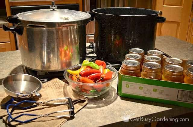 Ball home canning recipes