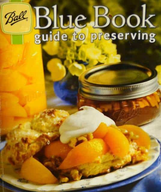 Ball Blue Book Guide To Preserving Book Review