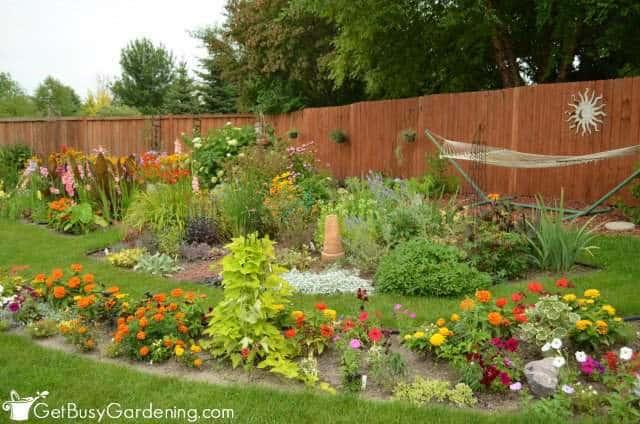 Gardens August