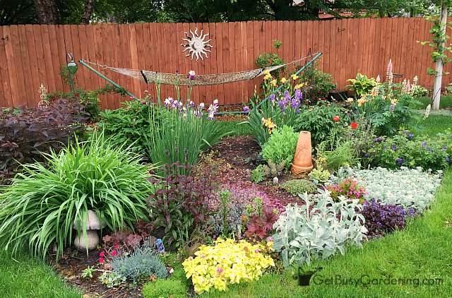 2015 Garden Reflection Get Busy Gardening
