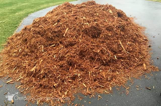 Giant pile-o-mulch