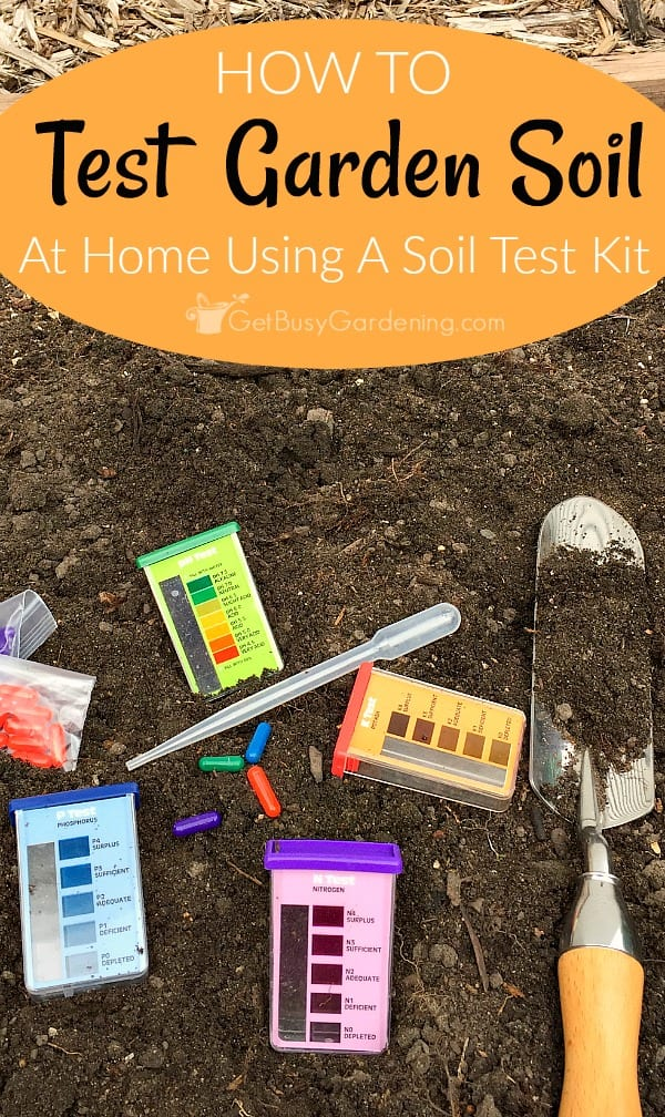 This easy, step-by-step garden soil testing guide will show you exactly how to test the nutrients and pH levels of your soil at home using a soil test kit.