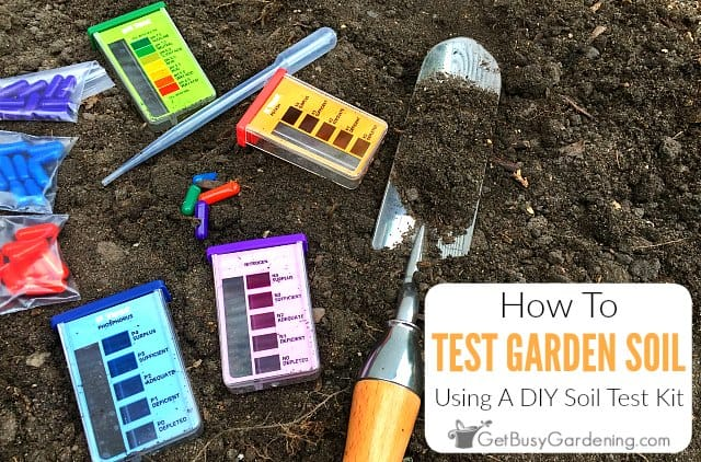 Garden Soil Testing: How To Test Your Soil At Home Using A Soil Test Kit