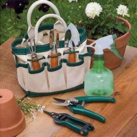 Indoor garden tools set
