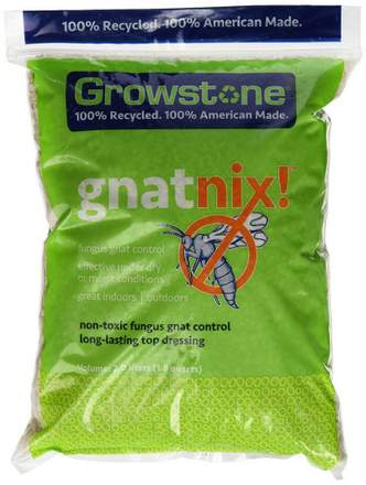 Gnatnix soil cover