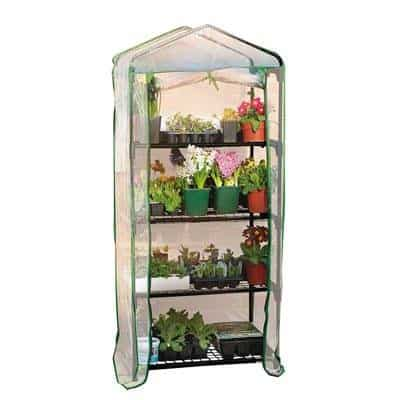 Four Tier Mini Greenhouse