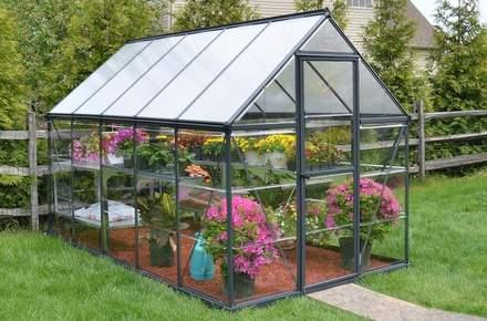 Hybrid Garden Greenhouse