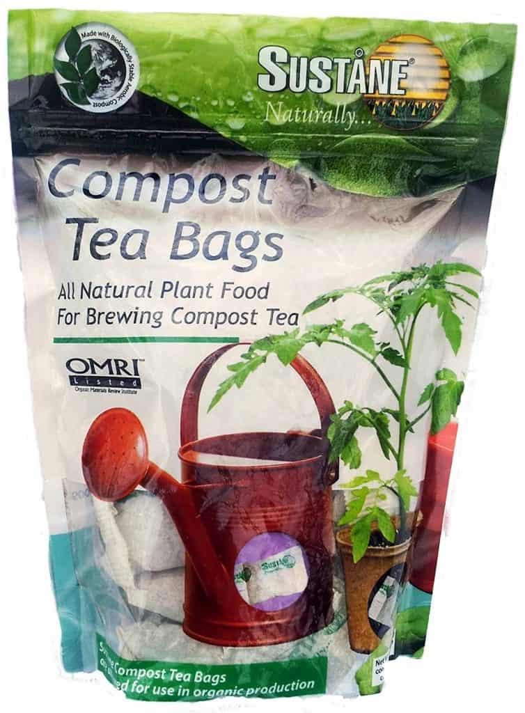 Tea Bag Compost