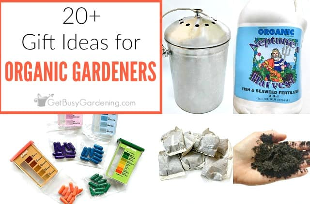 Gifts For Organic Gardeners: The Ultimate Organic Gardening Gift Guide