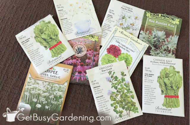 Cold hardy seeds for winter sowing