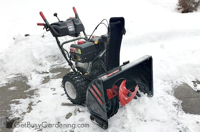 Troy-Bilt Vortex™ 3090 XP Snow Thrower