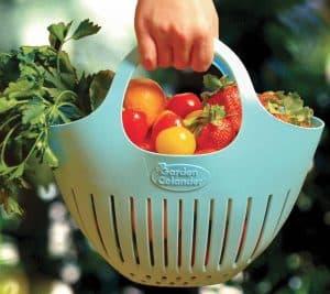 Mini Garden Colander