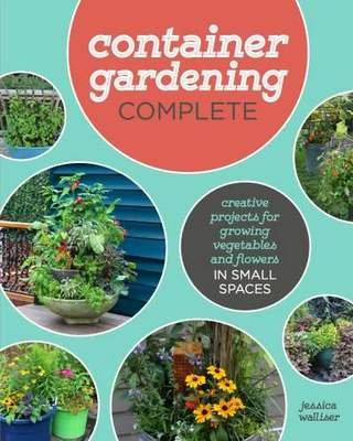 Container Gardening Complete book cover