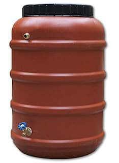 Rain collection barrel
