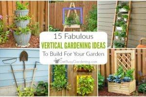 15 Fabulous Vertical Gardening Ideas & Designs